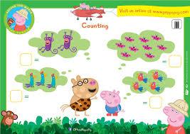 peppa pig activity sheets be a fun mum