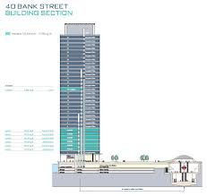 Floor Plan Bank by 40 Bank Street Floor Plans Canary Wharf London