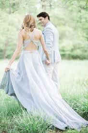 wedding dress blue a truly special something blue your wedding dress onefabday