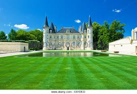 learn about chateau pichon baron chateau pichon longueville stock photos chateau pichon