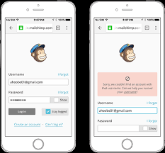 pattern library mailchimp error messages are an anti pattern uxmatters