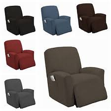 Sofa Cover For Reclining Sofa Recliner Slipcover Ebay