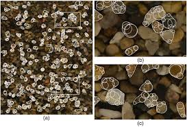 roundness and sphericity of soil particles in assemblies by