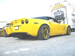 newest corvette zr1 z06 newest product breathless gt2 diffuser for stock or