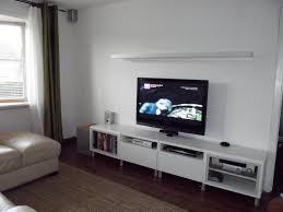 ikea tv unit ikea besta cabinet credenza composition rangement mural riveting