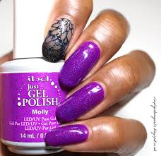 ibd molly u0026 lechat starry night simply into my nails