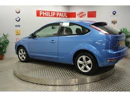used 2010 ford focus used 2010 ford focus hatchback 1 6 zetec 3dr petrol for sale in