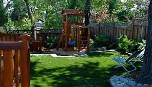 Backyard Playgrounds That Work With Your Landscape San Carlos CA - Backyard designs for kids