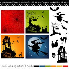halloween digital clipart 87