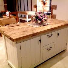 freestanding kitchen island breakfast bar reclaimed local