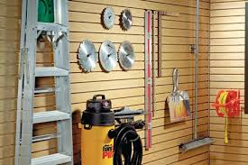 Rubbermaid Garage Organization System - wood closet organizer garage organizersgarage slat wall storage