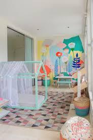 Wohnzimmer Ideen Bunt 18 Ideen Für Wandgestaltung Im Wohnzimmer Mit Blumen