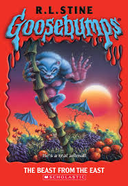 the beast from the east by r l stine scholastic
