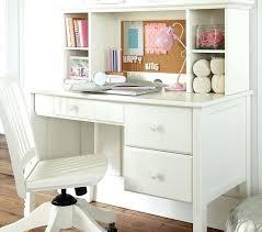 Grey Desk With Hutch Storage Desk Hutch Pottery Barn Kids Gorgeous