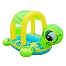 siege gonflable b codream bouée siège gonflable flotteur tortue bateau bébé avec pare