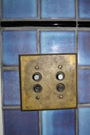 g g u0027s blue arts u0026 crafts bathroom retro renovation