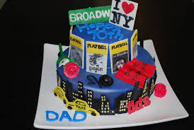 broadway cake cakecentral