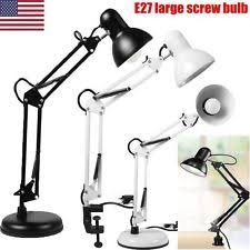 Swing Arm Desk Lamp With Clamp Swing Arm Lamp Clamp Ebay