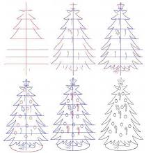 how to draw a realistic tree step by step rainforest