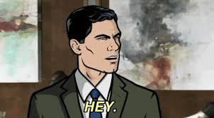 Sterling Archer Meme - archer doesn t like your phrasing reaction images know your meme