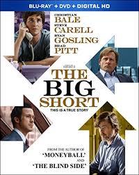 amazon black friday blue ray amazon com the big short blu ray christian bale ryan gosling