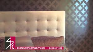 how to get rich glamorous walls with metallic paint or glaze new