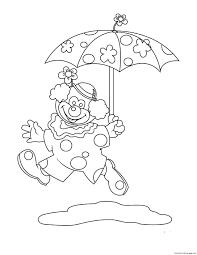 bambi coloring book printable coloring pages clown umbrella free printable coloring