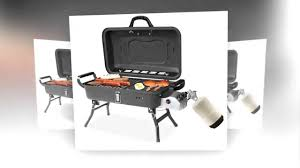blue rhino gbt1030 portable propane barbecue grill with griddle
