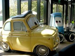 cars characters yellow cars animation characters from pixar studio film editorial