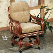 dining room chairs on wheels table with caster home design round