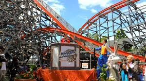 Fright Fest Six Flags New England Vault 666 Haunted House Maze Walkthrough Fright Fest Six Flags