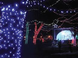 this ontario town will be illuminated with over 100 000 lights for
