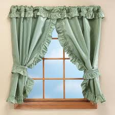 Matching Shower Curtain And Window Curtain Oceanic Bathroom Window Curtain Bathroom Curtain Set Walter Drake