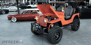 willys jeep off road was this willys the hottest jeep at sema jpfreek adventure magazine