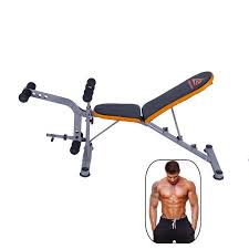 Adjustable Weight Bench Ktaxon Adjustable Weight Bench Incline Flat Decline For Fitness