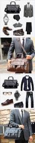 Cowhide Briefcase Business Crossbody Compound Cowhide Briefcase Vintage Laptop Bag