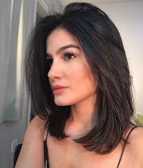 putting layers in shoulder length hair best 25 medium cut ideas on pinterest hair cut styles medium
