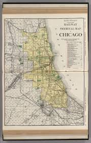 Maps Of Chicago by Railway Terminal Map Of Chicago David Rumsey Historical Map
