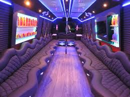 party bus prom memphis limousine service exotic party buses suv limos