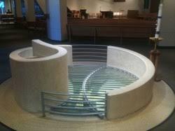 baptismal pools st s a paulist parish home