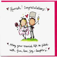 wedding congrats message congratulations message
