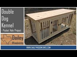 double dog kennel youtube