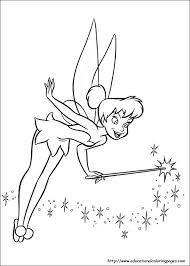 coloring wonderful tinkerbell color 03 coloring