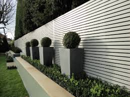 modern slatted fence panels thesouvlakihouse com