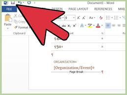 ms templates 4 easy ways to add templates in microsoft word wikihow