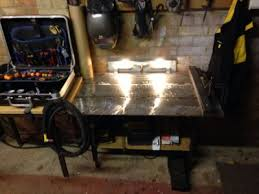 Welders Bench - another noob mini enthusiast wanting a go at welding mig welding