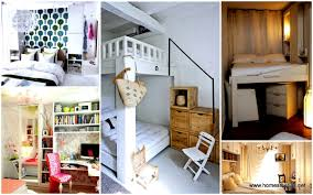 Home Design For Small Spaces 30 Small Bedroom Interior Designs Created To Enlargen Your Space