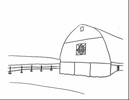 fabulous printable barn coloring pages with barn coloring pages