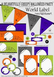 235 free halloween printables images halloween