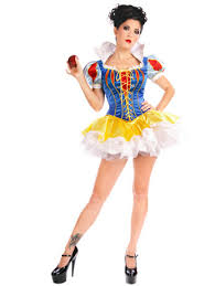 snow white costume fancydress com